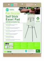 Bi- Office 'Earth-It' A1 Sticky Flipchart Pad Pk 2