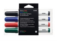 Bi-Office Whiteboard Marker Pens