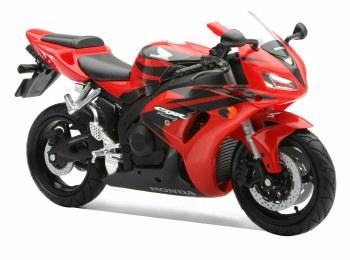 Model 1:12 Honda CBR1000RR 07