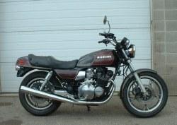 1983 Suzuki GS850G