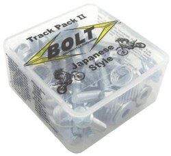 Bolt Kit Jap MC TrackPk 54 Pcs