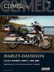 Clymer Harley M252