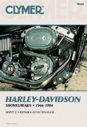 Clymer Harley M420