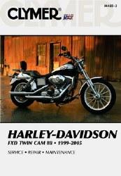Clymer Harley M425-3