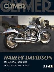 Clymer Harley M426