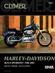Clymer Harley M429-5