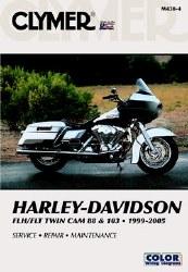 Clymer Harley M430-4