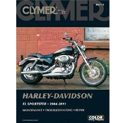Clymer Harley M427-3