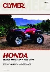 Clymer Honda M205