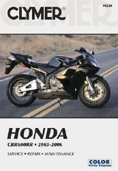 Clymer Honda M220