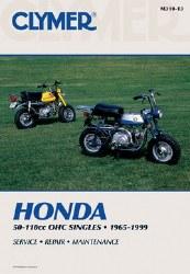 Clymer Honda M310-13