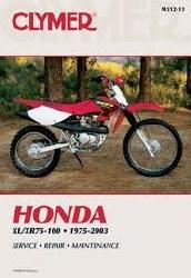 Clymer Honda M312-14