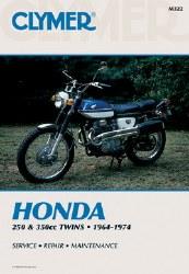Clymer Honda M322