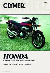 Clymer Honda M325