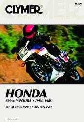Clymer Honda M329