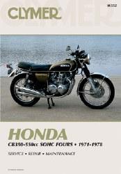 Clymer Honda M332