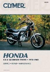 Clymer Honda M335