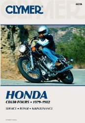 Clymer Honda M336