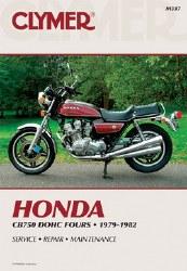 Clymer Honda M337