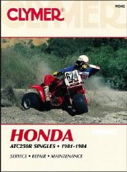 Clymer Honda M342