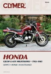 Clymer Honda M345