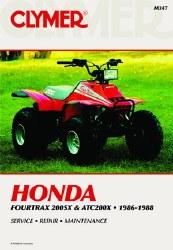 Clymer Honda M347