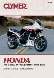 Clymer Honda M349