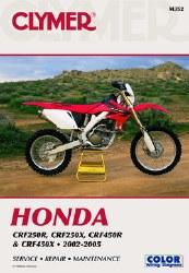 Clymer Honda M352