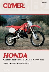Clymer Honda M431