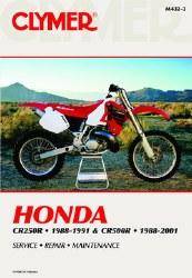 Clymer Honda M433
