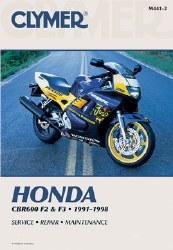 Clymer Honda M441