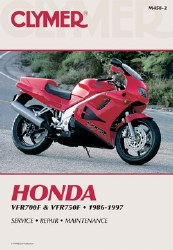 Clymer Honda M458-2