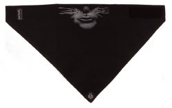 Bandana Kitty Fleece