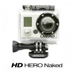 Go Pro Camera HD Naked