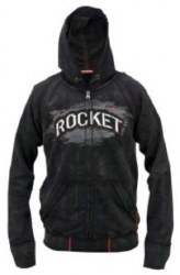 JR Hardcore Hoody Black M