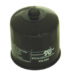 K&N Oil Filter KN202