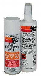 K&N Recharger Kit Aerosol