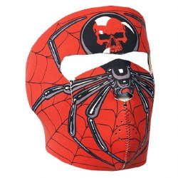 KTC Face Mask Spider