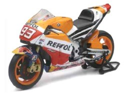 Model 1:12 Honda RCV Marquez