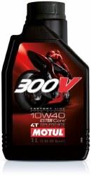 Motul Oils 300V 10W40 1L