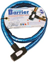 Oxford Barrier Cable Lock BL