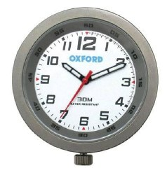 Oxford Clock OF218T Titanium