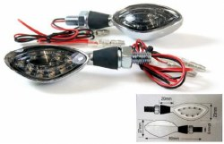 Oxford LED Mercury CH OF363