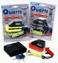 Oxford Locks Quartz ORG OF53