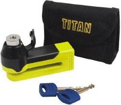 Oxford Locks Titan YLW OF51