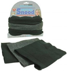 Oxford Snood Triple Pack Therm
