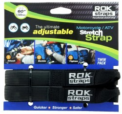 Rok Straps HD 1in x 60in BK