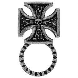 Sunglasses Pin Iron Cross