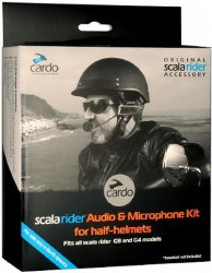 Scala Rider HalfHelmKit For G9