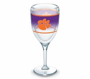 Clemson Tigers Tervis 9oz Wine Tumbler